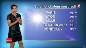 Anais Baydemir à la Météo du Soir - 12/07/14 - 059