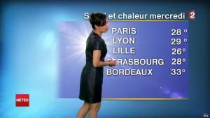 Anais Baydemir à la Météo du Soir - 12/07/14 - 060