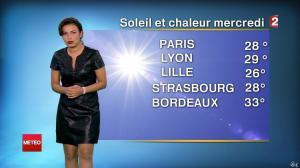 Anais Baydemir à la Météo du Soir - 12/07/14 - 061