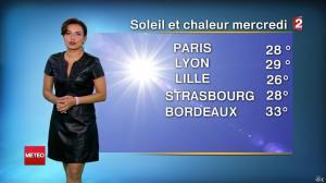 Anais Baydemir à la Météo du Soir - 12/07/14 - 062
