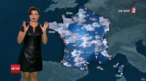 Anais Baydemir à la Météo du Soir - 12/07/14 - 075