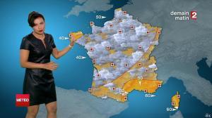 Anais Baydemir à la Météo du Soir - 12/07/14 - 082
