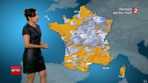 Anais Baydemir à la Météo du Soir - 12/07/14 - 087