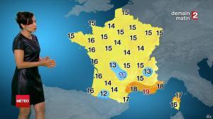 Anais Baydemir à la Météo du Soir - 12/07/14 - 091