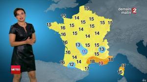 Anais Baydemir à la Météo du Soir - 12/07/14 - 092