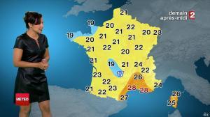 Anais Baydemir à la Météo du Soir - 12/07/14 - 093