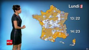 Anais Baydemir à la Météo du Soir - 12/07/14 - 099