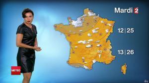 Anais Baydemir à la Météo du Soir - 12/07/14 - 104