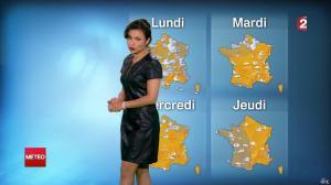 Anais Baydemir à la Météo du Soir - 12/07/14 - 111