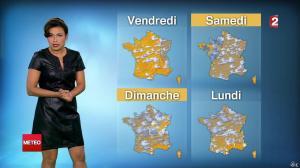 Anais Baydemir à la Météo du Soir - 12/07/14 - 115