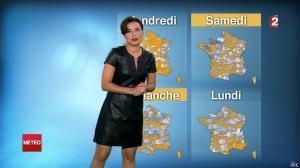 Anais Baydemir à la Météo du Soir - 12/07/14 - 120