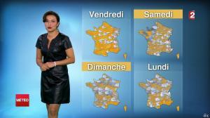Anais Baydemir à la Météo du Soir - 12/07/14 - 122