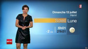 Anais Baydemir à la Météo du Soir - 12/07/14 - 128
