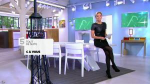 Anne-Sophie Lapix dans C à Vous - 13/05/14 - 02