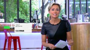 Anne-Sophie Lapix dans C à Vous - 13/05/14 - 11