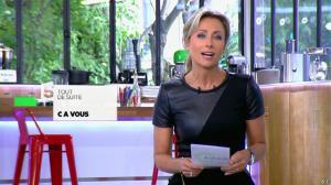 Anne-Sophie Lapix dans C à Vous - 13/05/14 - 15