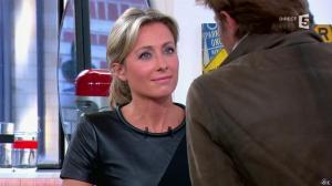Anne-Sophie Lapix dans C à Vous - 13/05/14 - 46