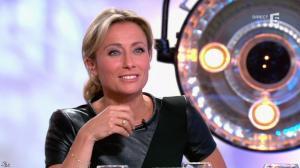 Anne-Sophie Lapix dans C à Vous - 13/05/14 - 52