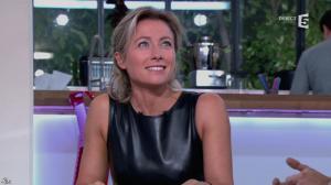 Anne-Sophie Lapix dans C à Vous - 14/10/13 - 049