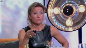 Anne-Sophie Lapix dans C à Vous - 14/10/13 - 150