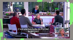 Anne-Sophie Lapix dans C à Vous - 22/05/14 - 05