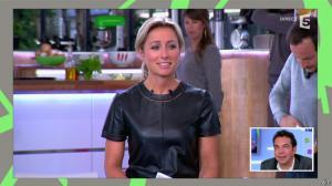 Anne-Sophie Lapix dans C à Vous - 22/05/14 - 23