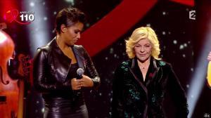 Audrey Chauveau dans Toute la télé Chante Pour le Sidaction - 06/04/13 - 007