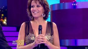Carole Rousseau dans En Route Pour 2011 - 31/12/10 - 05
