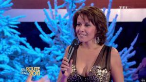 Carole Rousseau dans En Route Pour 2011 - 31/12/10 - 07