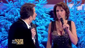 Carole Rousseau dans En Route Pour 2011 - 31/12/10 - 09