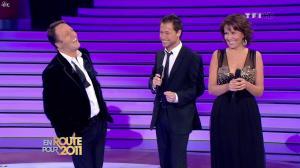 Carole Rousseau dans En Route Pour 2011 - 31/12/10 - 12