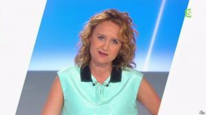 Caroline Roux dans C Politique - 27/04/14 - 05