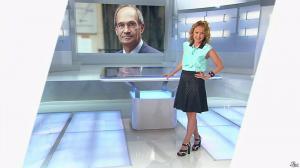 Caroline Roux dans C Politique - 27/04/14 - 07