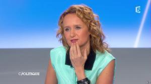 Caroline Roux dans C Politique - 27/04/14 - 08