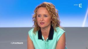 Caroline Roux dans C Politique - 27/04/14 - 09
