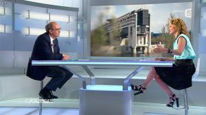 Caroline Roux dans C Politique - 27/04/14 - 10