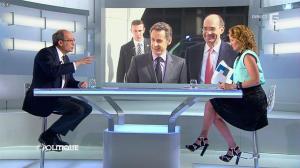 Caroline Roux dans C Politique - 27/04/14 - 12