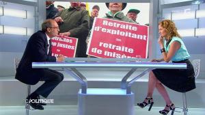 Caroline Roux dans C Politique - 27/04/14 - 14