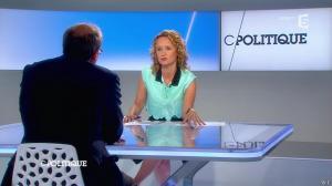 Caroline Roux dans C Politique - 27/04/14 - 16
