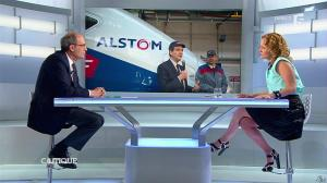 Caroline Roux dans C Politique - 27/04/14 - 20