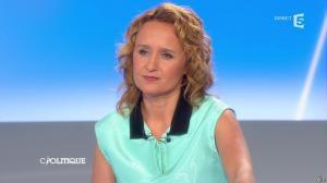 Caroline Roux dans C Politique - 27/04/14 - 23