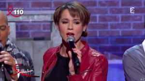 Chimène Badi dans Toute la télé Chante Pour le Sidaction - 06/04/13 - 17