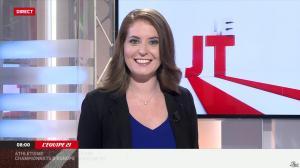 Elodie Poyade dans le JT - 16/08/14 - 04