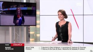 Elodie Poyade dans Menu Sport - 12/08/14 - 08