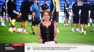 Elodie Poyade dans Menu Sport - 12/08/14 - 13