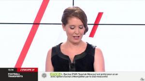 Elodie Poyade dans Menu Sport - 12/08/14 - 14