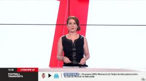Elodie Poyade dans Menu Sport - 12/08/14 - 17