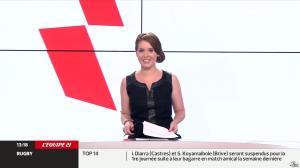 Elodie Poyade dans Menu Sport - 12/08/14 - 18