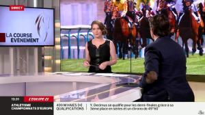 Elodie Poyade dans Menu Sport - 12/08/14 - 20