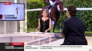 Elodie Poyade dans Menu Sport - 12/08/14 - 22